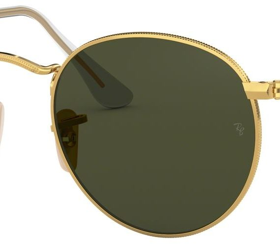 Ray-Ban Round Metal Classic RB3447-001-53