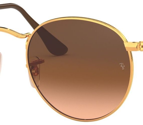 Ray-Ban Round Metal Gradient RB3447-9001A5-53