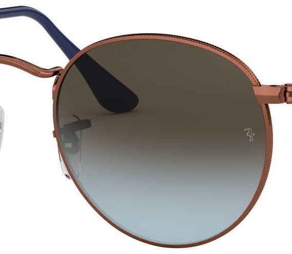 Ray-Ban Round Metal Gradient RB3447-900396-53