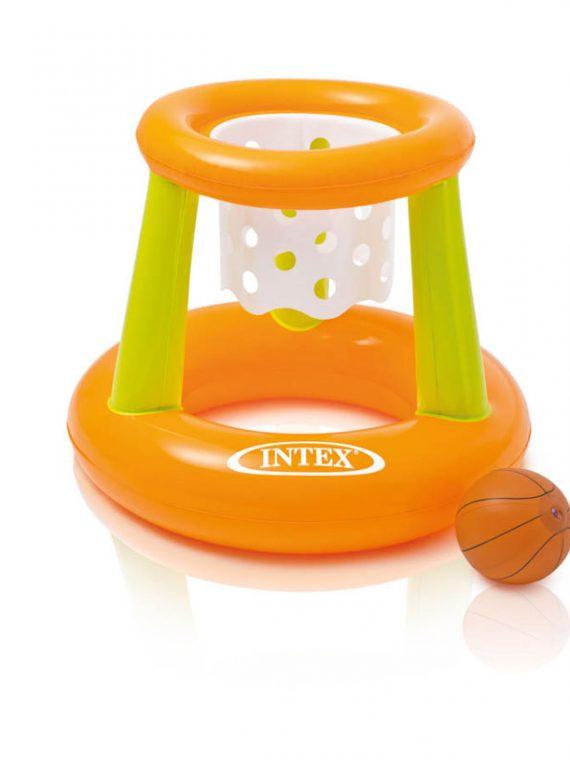 Intex drijvend basketbal spel