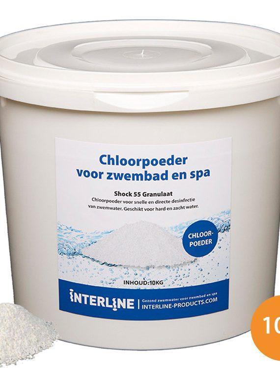 Chloorshock granulaat (10 kg)