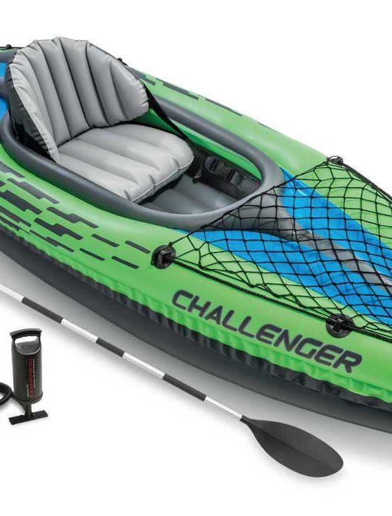 Opblaasboot Intex – Challenger K1 Kayak