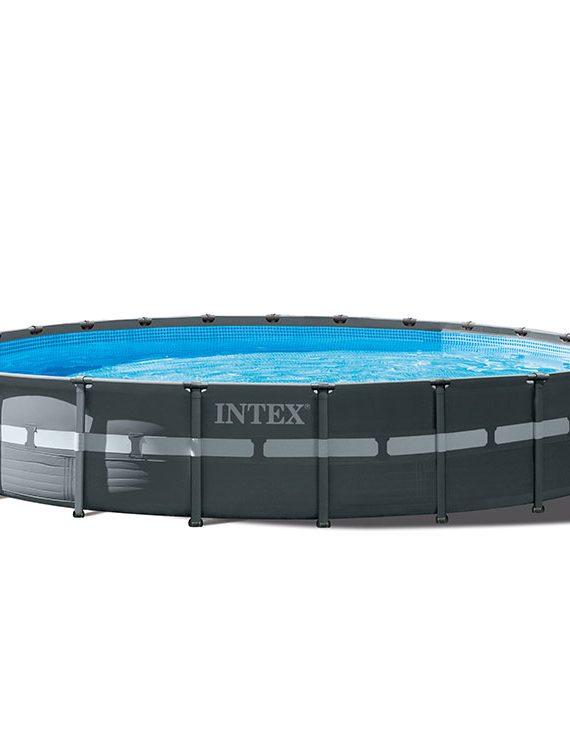 Intex Ultra XTR Frame Pool Ø 732 cm x 132 cm (set incl. zandfilterpomp)