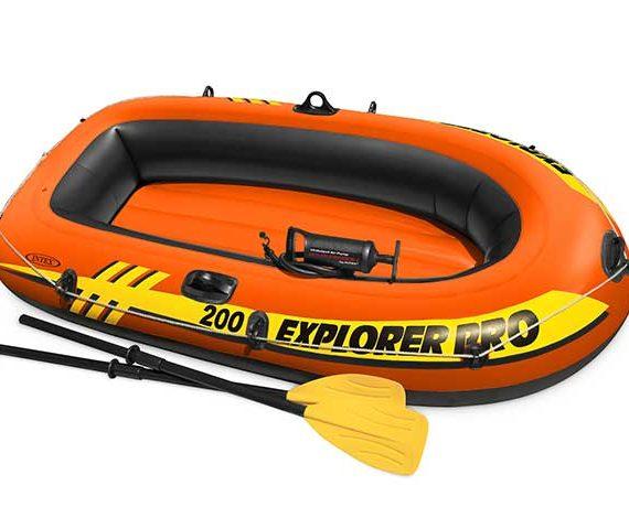Opblaasboot Intex – Explorer Pro 200