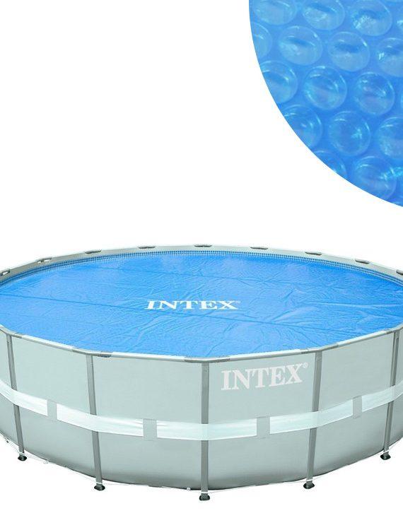 Intex Solar Cover / Isolerend afdekzeil – Ø 488 cm