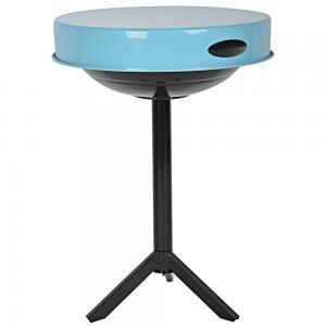 Barbecue tafel blauw