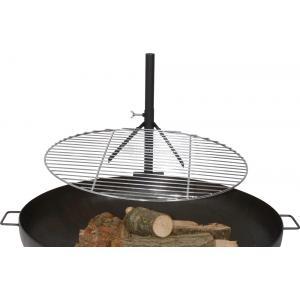 Dallas vuurschaal BBQ rooster 60cm